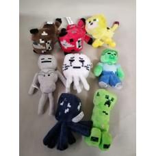 Мягкие игрушки « Майнкрафт»