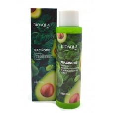 Bioaqua Увлажняющий тонер с экстрактом авокадо Niacinome Avokado Elasticity 200ml BQY45732