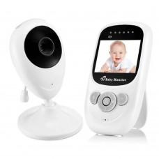 Видеоняня Wireless Digital Video Baby Monitor 2.4 TFT LCD Monitor