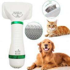 pet grooming dryer Фен расческа для животных с тремя режимами