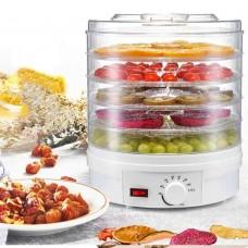Food Dehydrator  Электросушилка сушильная машина для овощей и фруктов Дегидратор бытовой