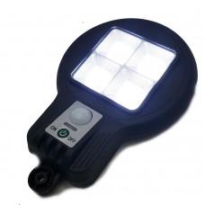 Solar sensor street Light 48 COB Уличный светильник на солнечной батарее CL182-6
