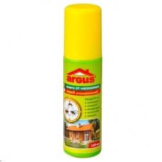 ARGUS Лосьон-спрей универсальный от комаров, клещей, мошек, москитов, мокрецов, слепней 150 мл, ГМ-13