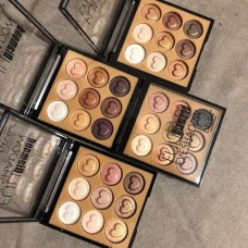 Тени DoDo girl Full Diamond Eyeshadow (9 цветов)