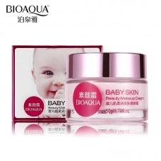 Дневной крем для лица BioAqua Baby Skin