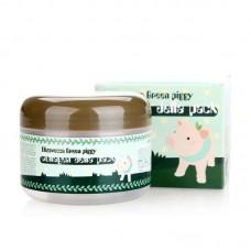 Коллагеновая маска Elizavecca green piggy collagen