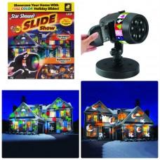 Лазерный проектор Star Shower Slideshow