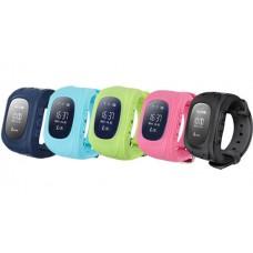 Детские смарт-часы с GPS Smart Baby Watch Q50 (5 цветов)
