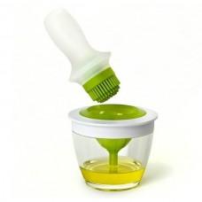 Дозатор для масла с кисточкой ОПТОМ