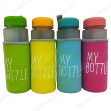 Бутылочка My bottle в термочехле