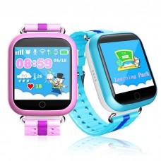 Детские смарт-часы с GPS Smart Baby Watch Q100 (GW200S) (4 цвета)