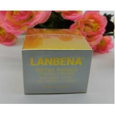 Lanbena Peptide Wrincle Facial Cream - пептидный крем от морщин