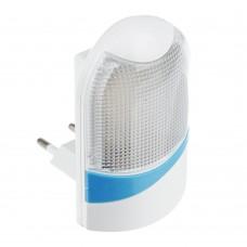 Ночник светодиодный 4LED с выключателем, 8,5х5х7,5 см, 220 В, 0,5 Вт, пластик, 3 цвета 920-012