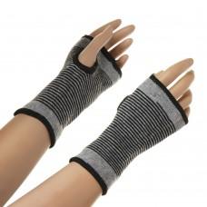SILAPRO Комплект суппортов 2шт на кисть руки, 58% нейлон, 35% латекс, 7% полиэстер 191-006