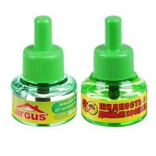 Дополнительный флакон жидкости от комаров ARGUS/ОБОРОНХИМ 30 мл,без запаха, арт.AR-4/3/О-105
