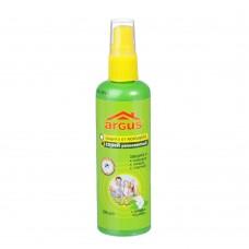 ARGUS Лосьон-спрей от комаров (репеллент) 18% Диэтилтолуамид, 100 мл, до 4 часов защиты, арт.А-16