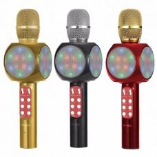 Микрофон караоке Светящийся WS-1816