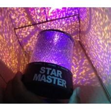 Ночник звездного неба GIZMOS STAR PROJECTOR