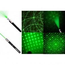 Лазерная указка 4 насадки L04-04 (без гарантии)