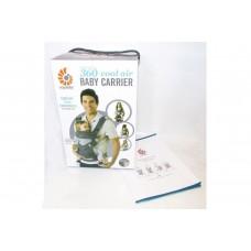 Рюкзак-кенгуру для мам и пап Ergo Baby 360 Carrier