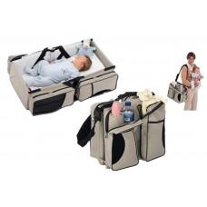 Многофункциональная сумка - детская кровать