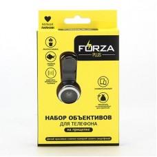 FORZA Набор объективов для телефона 3 в 1 916-022
