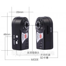 HD WiFi мини-камера Q7, датчик движения, Wi-Fi/P2P