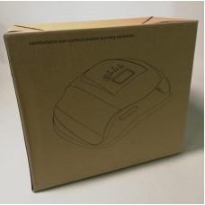 Гибридная лампа для полимеризации гель лака UVLED SUNX 54Вт