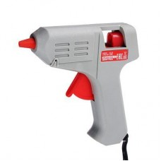 FALCO Пистолет клеевой электр. GG-20, 20Вт.нагрев 3-5 мин, 6 гр/мин, +2 стержня 7мм