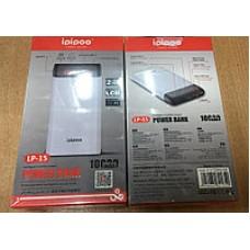 Внешний аккумулятор 10000 мАч Ipipoo LP-15
