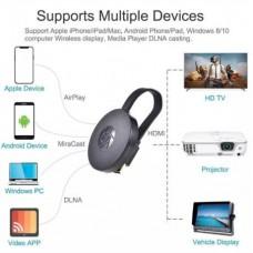 Miracast ТВ медиаплеер беспроводной HDMI Mirascreen G2