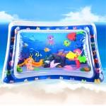 Развивающий Водяной коврик Русалочки 58х48х8 см для детей Baby Slapped Pad