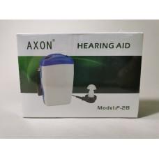 Карманный слуховой аппарат Axon F-28