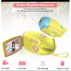 Детская цифровая фото и видео камера