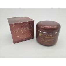 Крем для лица Jigott Snail Reparing Cream 100 gr