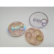 "Румяна ""Blush 5 Colour POP"" NL-006A"