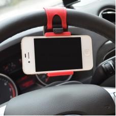 ДЕРЖАТЕЛЬ ДЛЯ ТЕЛЕФОНА НА РУЛЬ CAR STEERING WHEEL PHONE HOLDER ОПТОМ