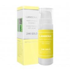 База под макияж LANBENA с 24k золотом