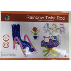 Конструктор из трубочек Rainbow Twist Rod NO.HD828