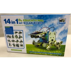 Конструктор на солнечных батареях 14 в 1 NO.2115