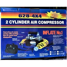 """628-4x4 """"2-цилиндровый воздушный компрессор"""""""