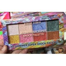 """Палетка теней """"Sultana Rose"""" 4D Shimmer palette"""