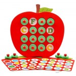 Apple Early Education memory game Детская развивающая игра Сортер Яблоко AppleGame
